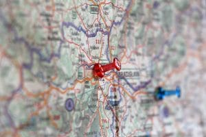 business location analysis example - site selection in business plan