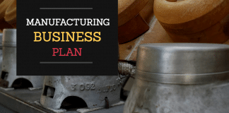 manufacturing business plan
