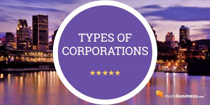 Types Of Corporations Corporation Advantages And Disadvantages