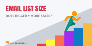 email list size
