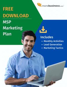 MSP Marketing Plan - Free Download