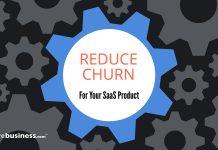 reduce churn rate - saas product