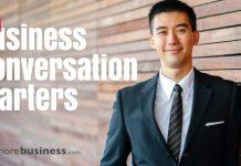 business conversation starters
