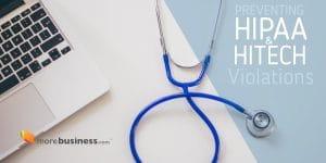 preventing hipaa violations