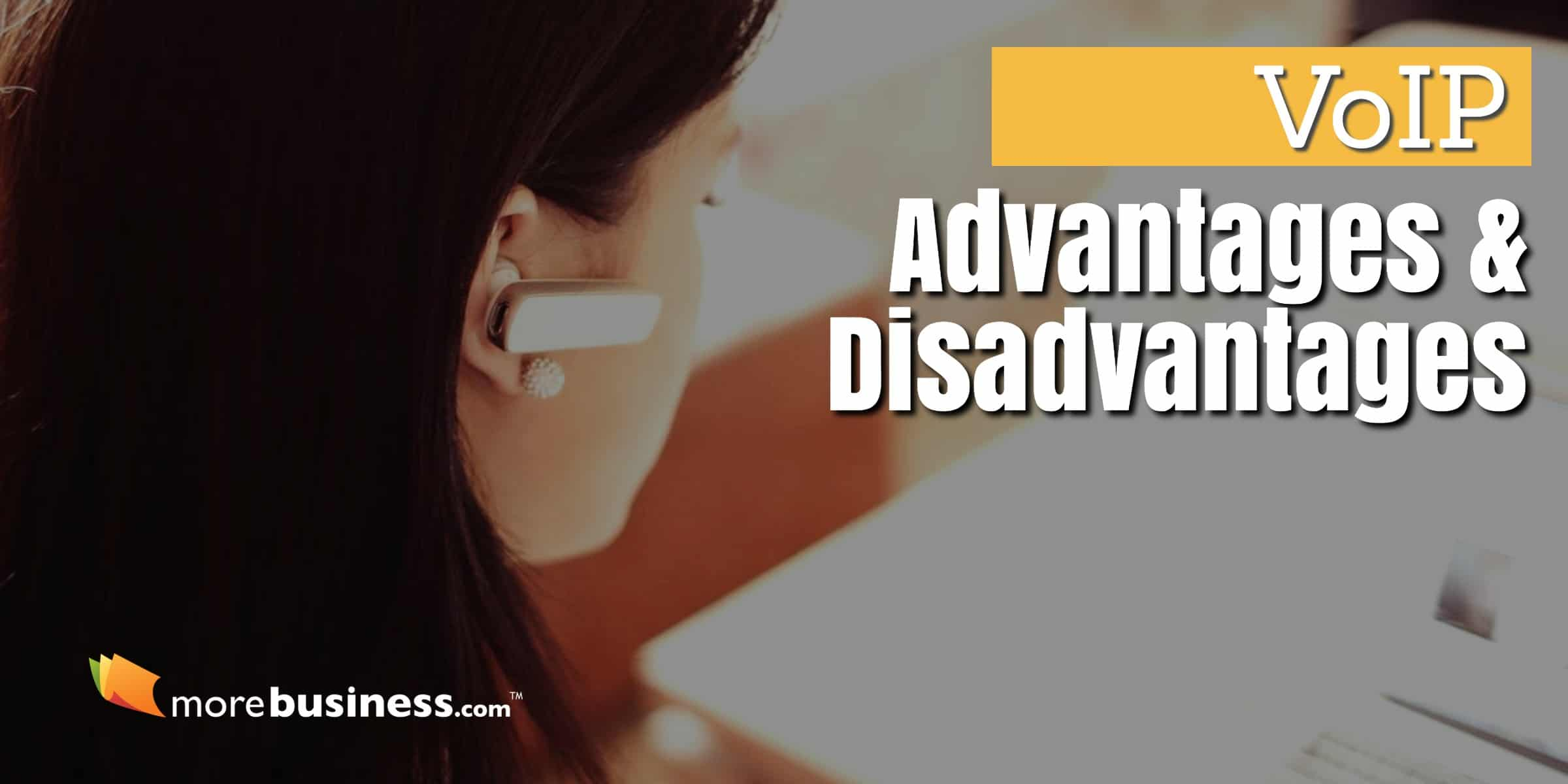 VoIP Advantages and Disadvantages for Small Business