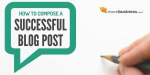 successful blog post