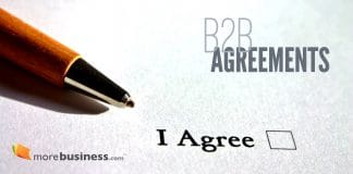 b2b agreements