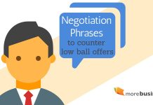 negotiation phrases