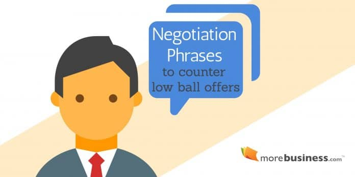 negotiation phrases