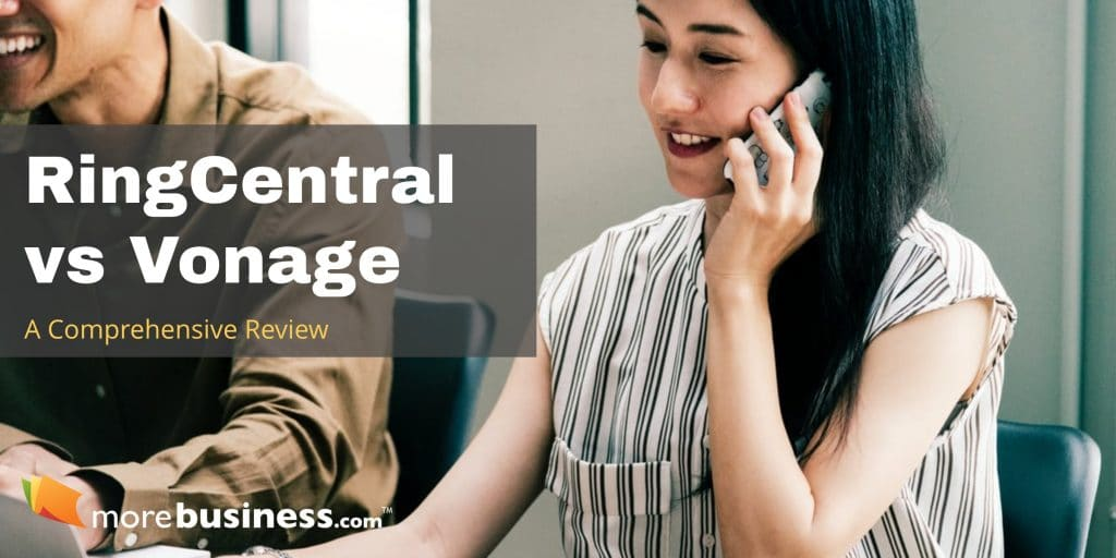 RingCentral vs  Vonage: A Comprehensive Review and Comparison