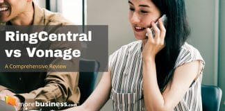 ringcentral vs vonage