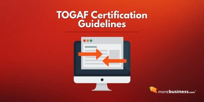 TOGAF Certification Guidelines