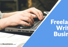 freelance writing business