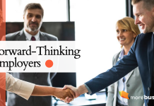 forward-thinking employers