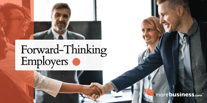 forward-thinking employers