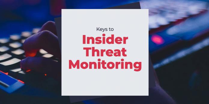 insider threat monitoring