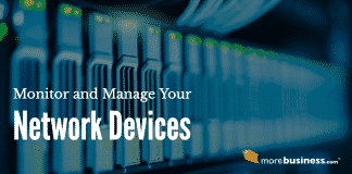 manage network devices