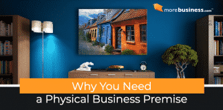 physical business premise