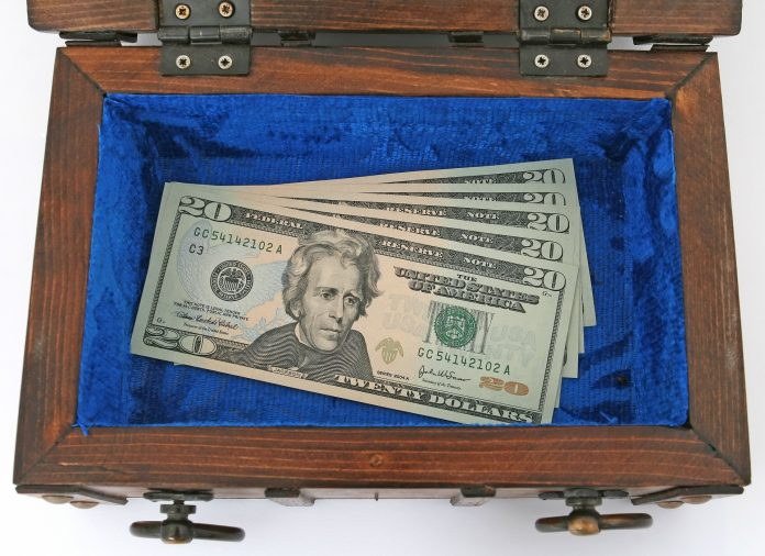 Money in a Box
