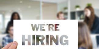 hiring staff