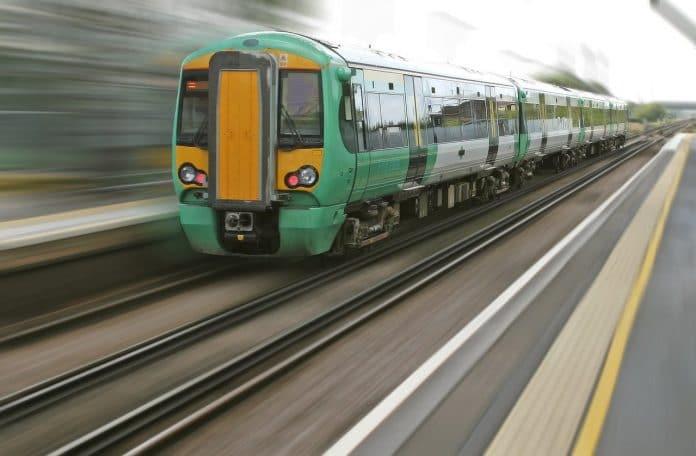 railway business travel