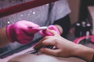 starting a nail salon