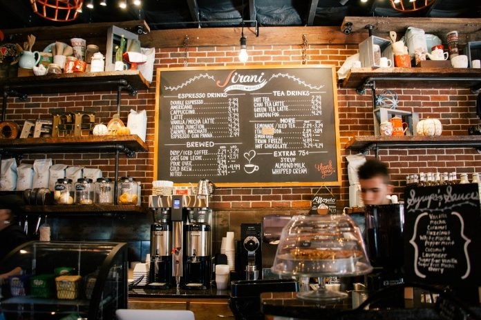 how to start a coffee shop