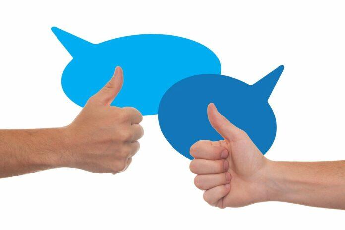 using customer reviews