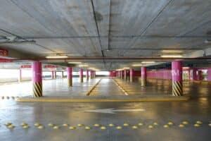 parking garage business