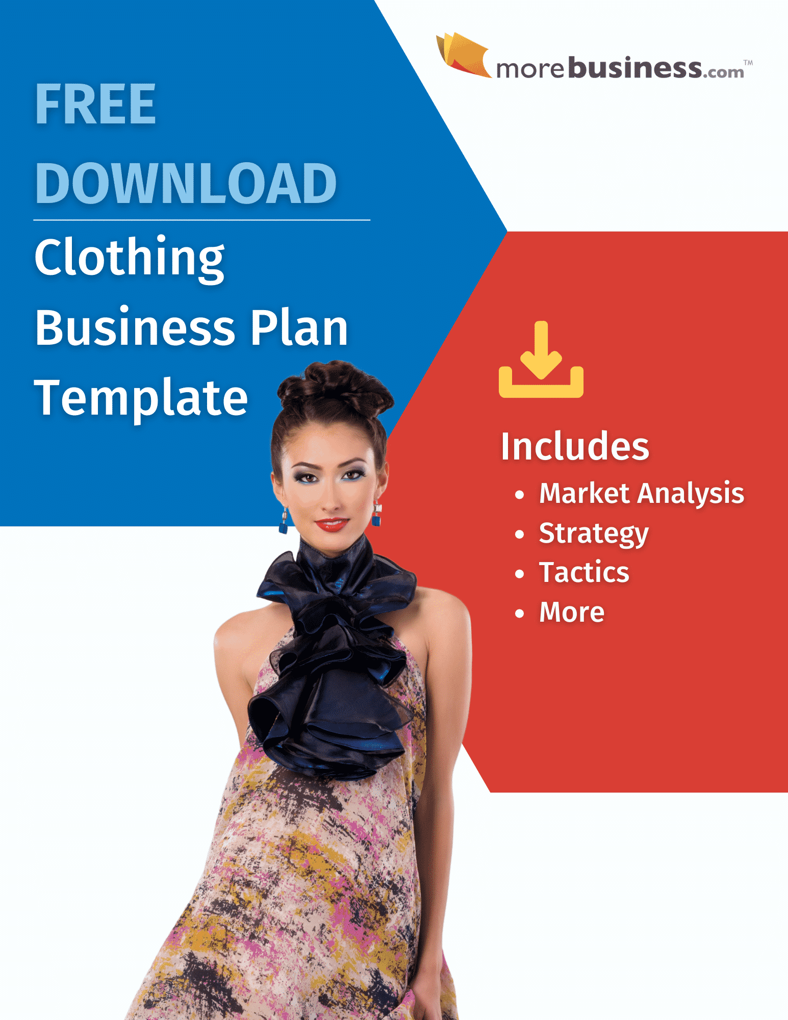 clothing business plan - free download
