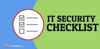 IT Security Checklist