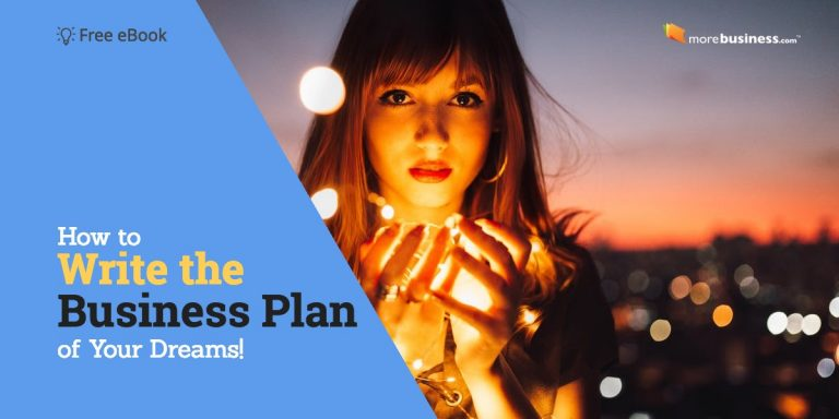 Business Plan eBook: How to Write the Business Plan of Your Dreams