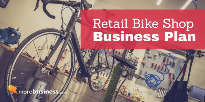 retail bike shop business plan