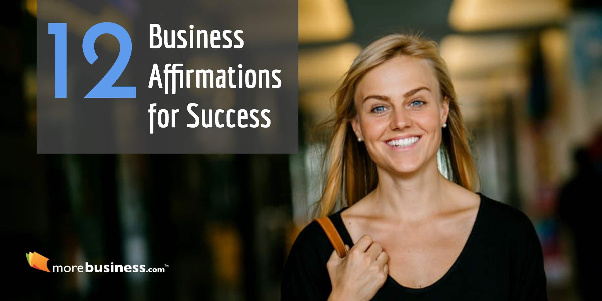 Business Affirmations Download - Microsoft Word and PDF Formats